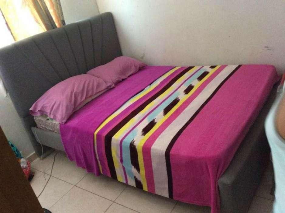 <strong>cama</strong> Doble en Buen Estado