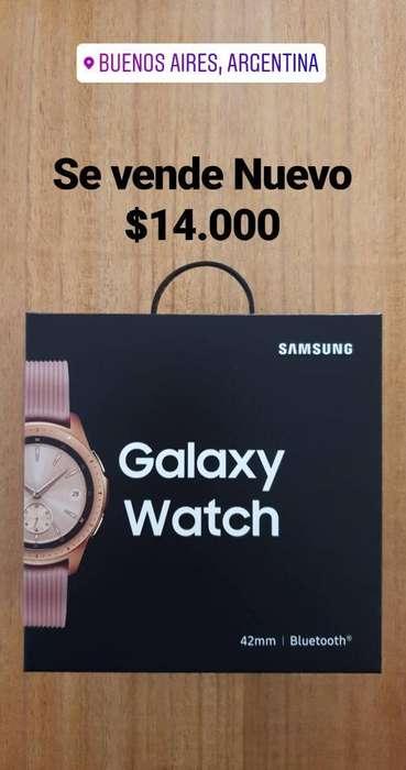 Samsung Galaxy Watch Rose Gold Nuevo