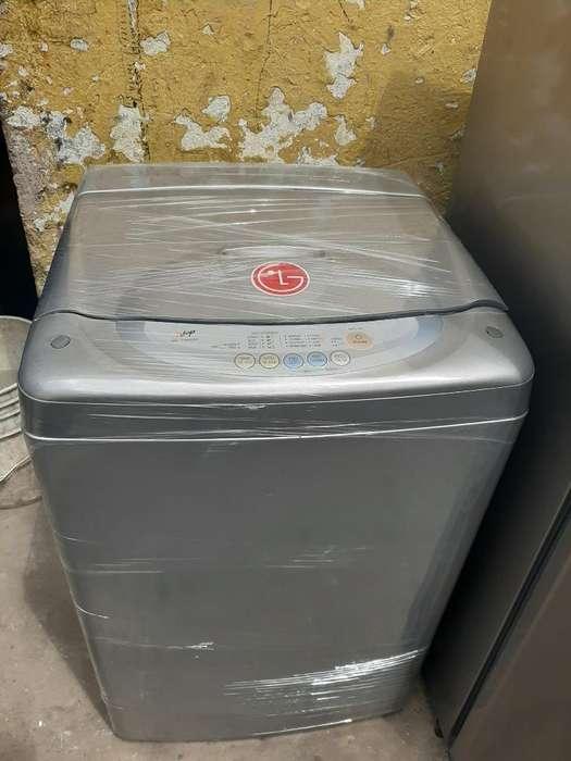 Lavadora de 18 Libras Lg
