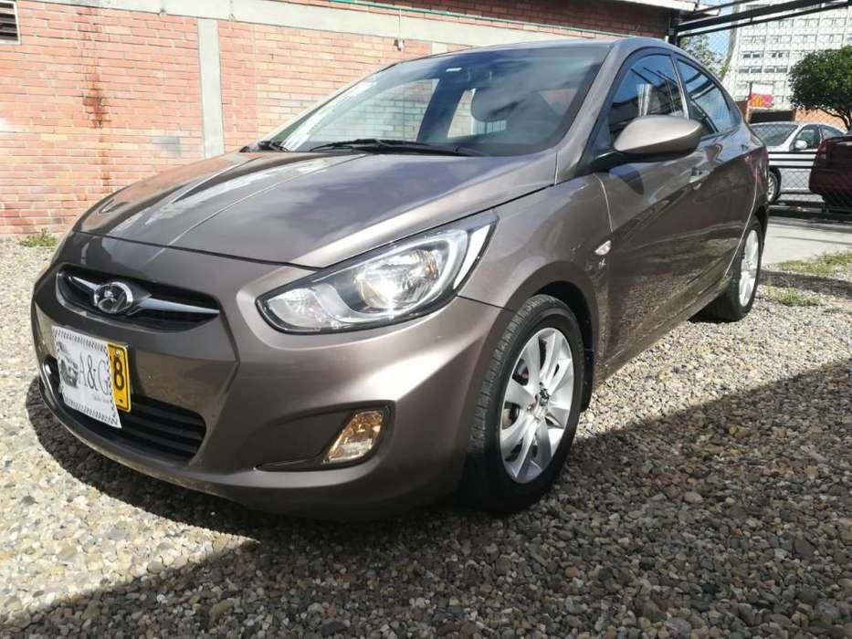 <strong>hyundai</strong> Accent 2013 - 50107 km