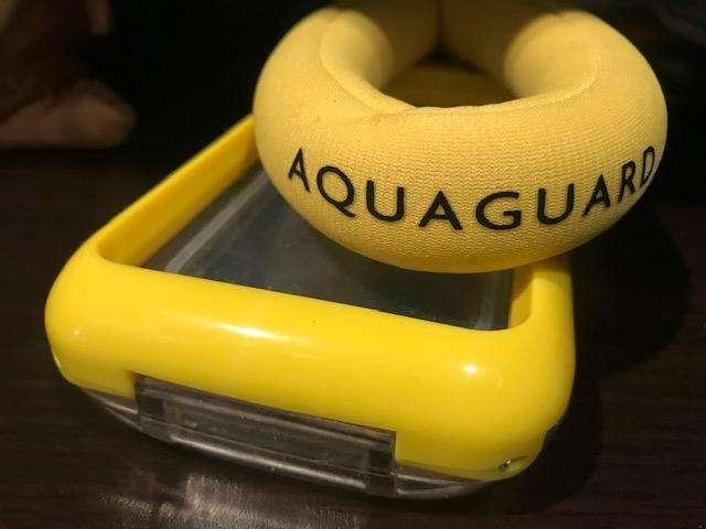 Estuche Protector Fotografia Agua Acuatica Forro Aqua Guard Para Iphone 4 y 4s