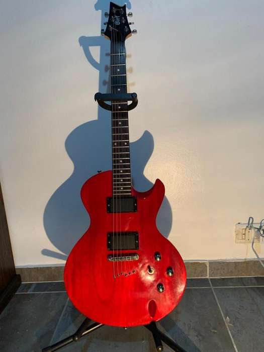 Guitarra Cort Z42 Ampli Marshall Mg10