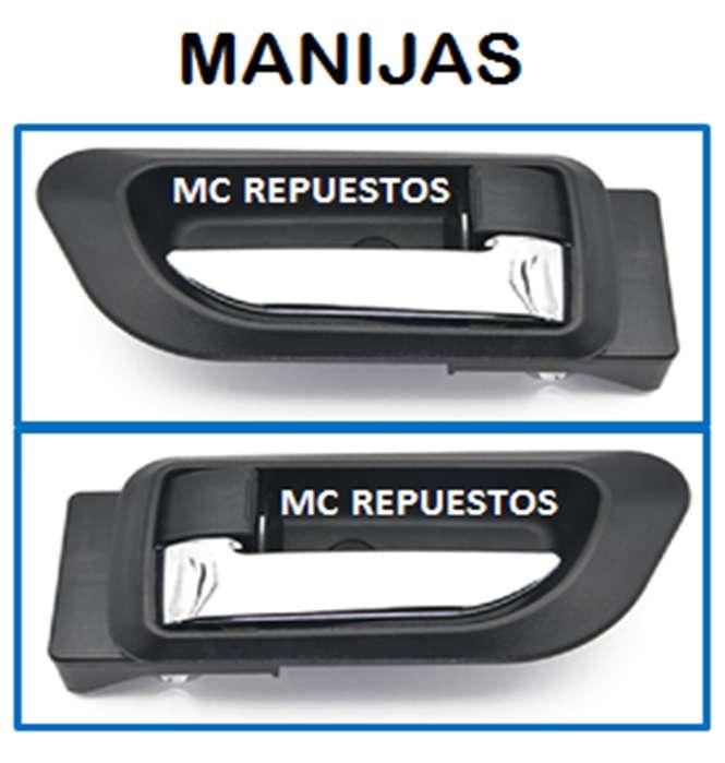 MANIJAS GREAT WALL, HAVAL Y OTRAS MARCAS CHINAS