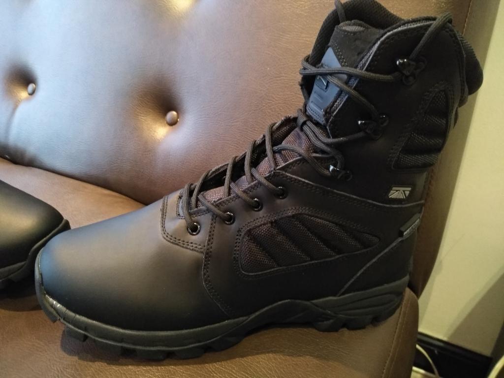 zapatos de temperamento selección mundial de 100% de satisfacción Botas Tácticas Militares Negras Rootco - Bogotá