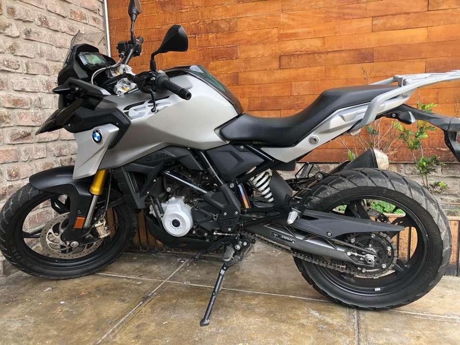 Moto Bmw 310 Gs