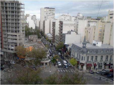 Vendo Dpto.1 amb. a la calle, espectacular vista, zona shopping