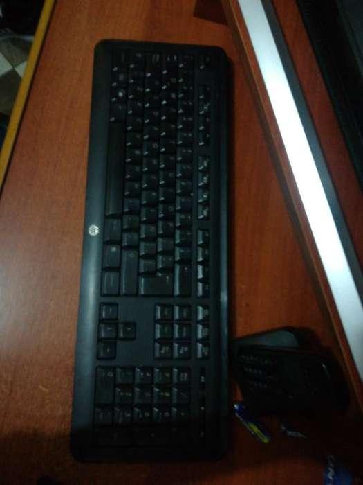 Vendo Pc Marca Hp Windows 7 Inalambrico