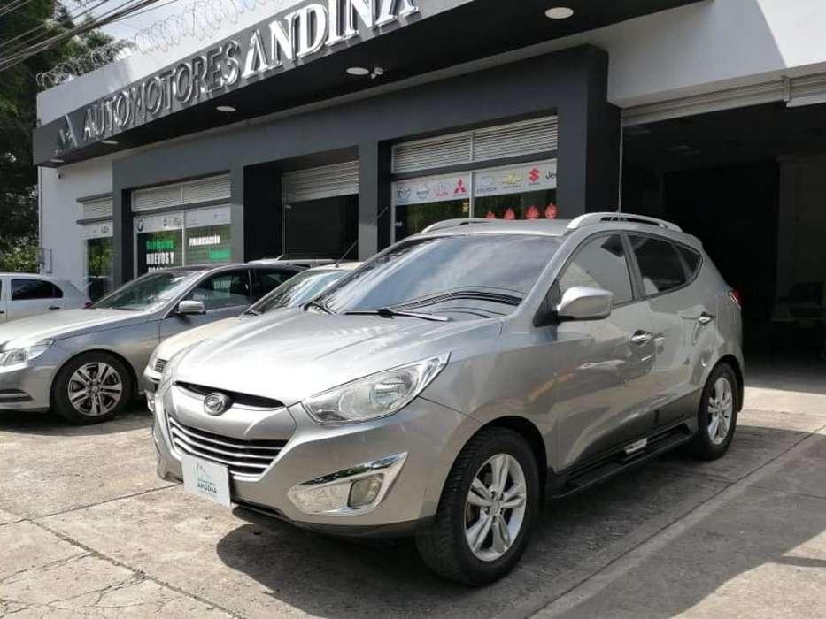 Hyundai Tucson ix-35 2011 - 119641 km