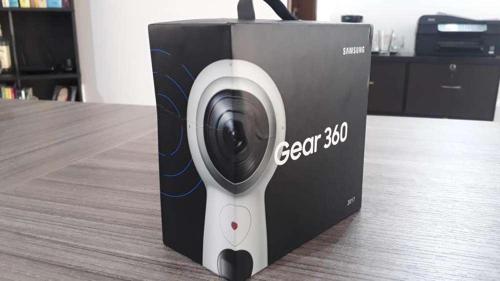 Samsung Gear 360 nueva.