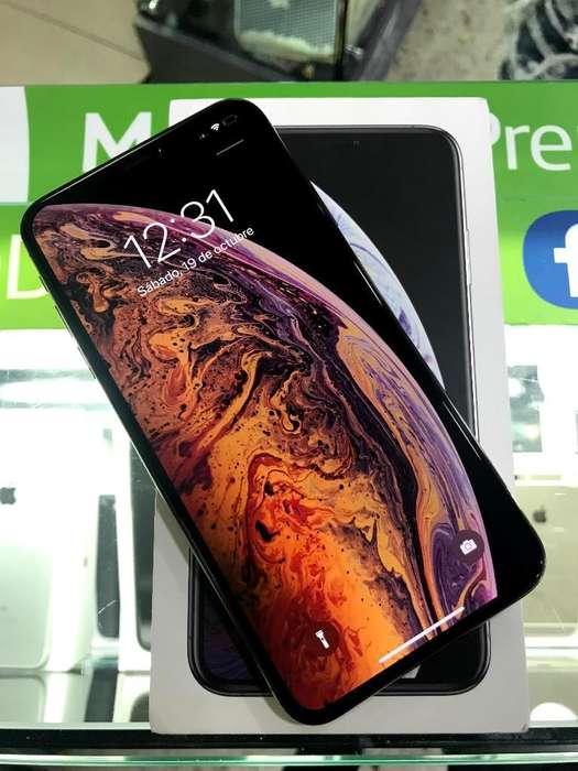 iPhone Xs Max Dorado de 256g