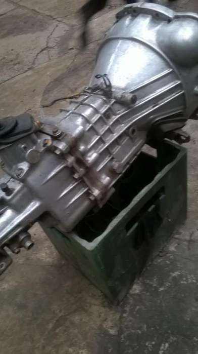 caja cambios isuzu diesel o nafta de 5ta 93 al 2003