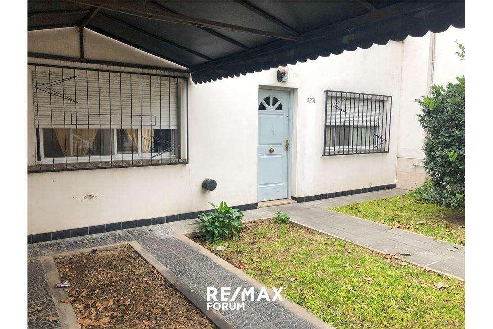 Casa de dos dormitorios con patio en La Florida