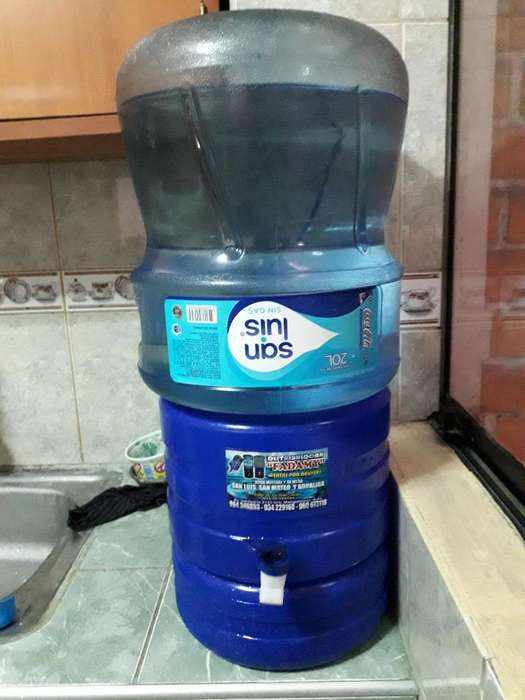 Kit Completo de Agua San Luis X 20 Lts