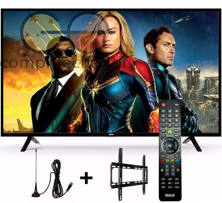 Rca Televisor Led 49 Smart Android Señal Digital Antena