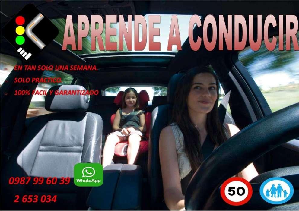 CURSOS DE CONDUCCIÓN Y MANEJO