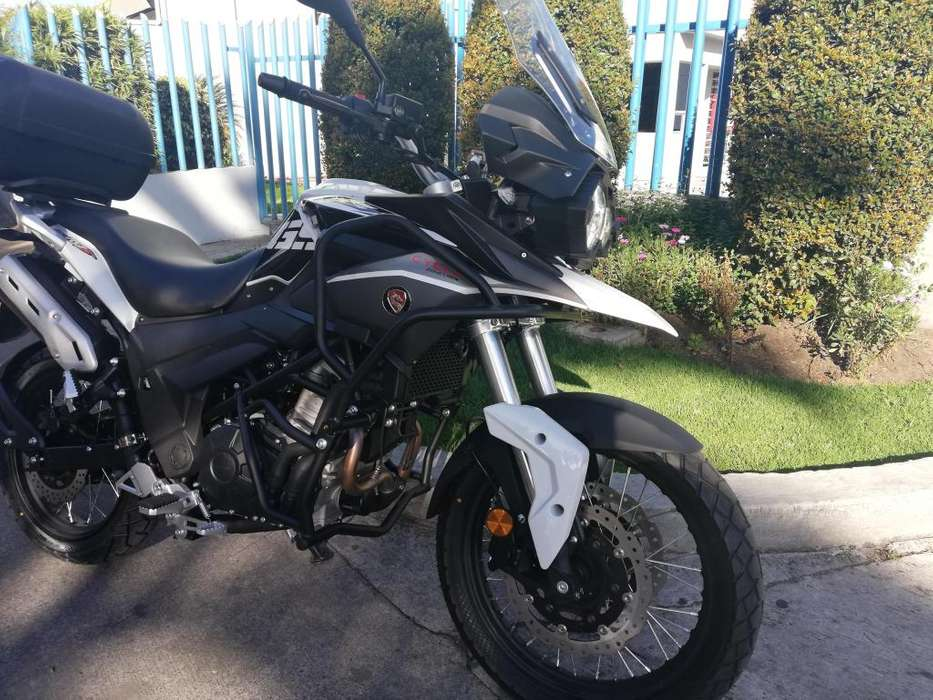 ZONGSHEN RX3 400cc