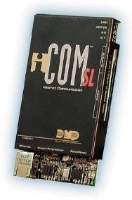 DMP :  iCOMsl Network Alarm Communicator/Comunicador de alarma de red iCOMsl