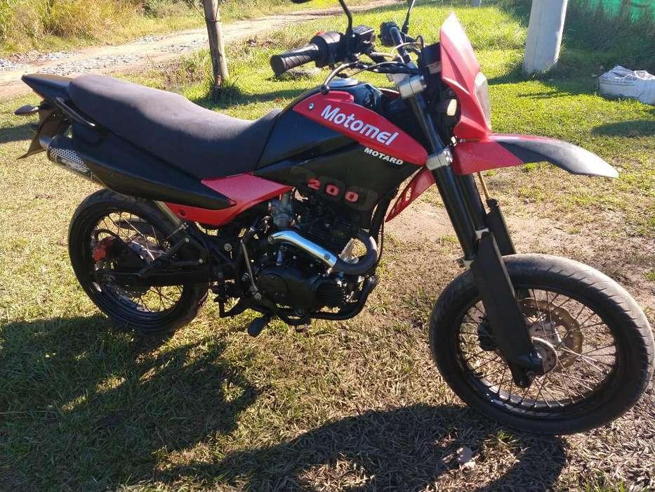 Motonel Motard 200 Cc