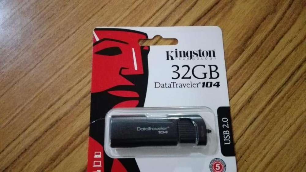 Memoria USB 32GB Kingston