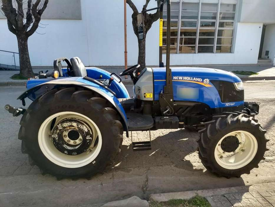 Tractor New Holland Td75 F