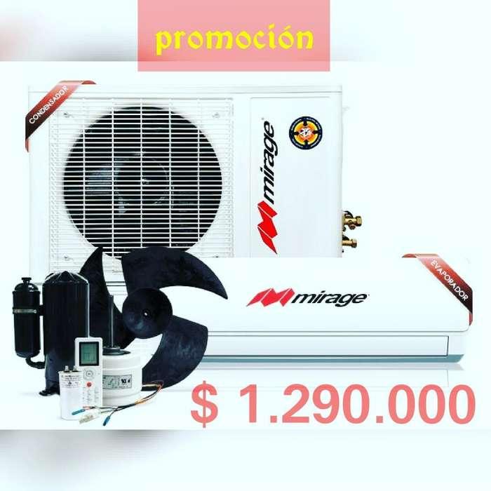 Gra Promocion Aires Inverter a 110 Y 220