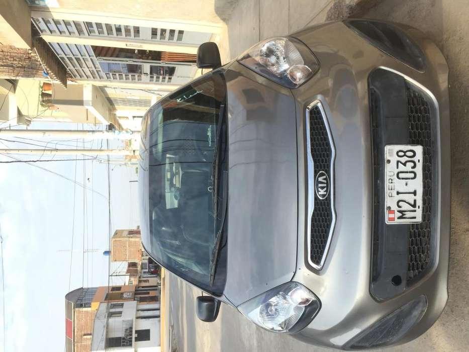 Kia Picanto 2013 - 50000 km