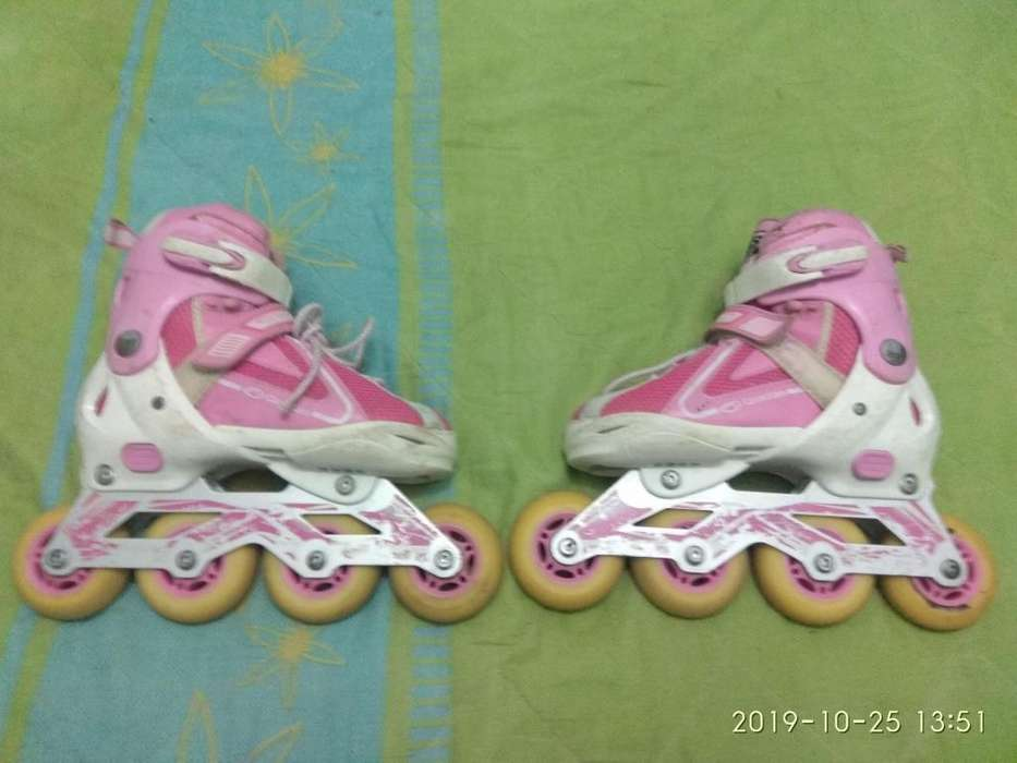 Se vende patines semiprofesionales.