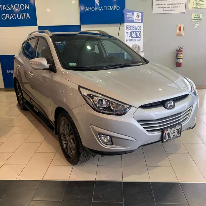 Hyundai Tucson 2015 - 60000 km