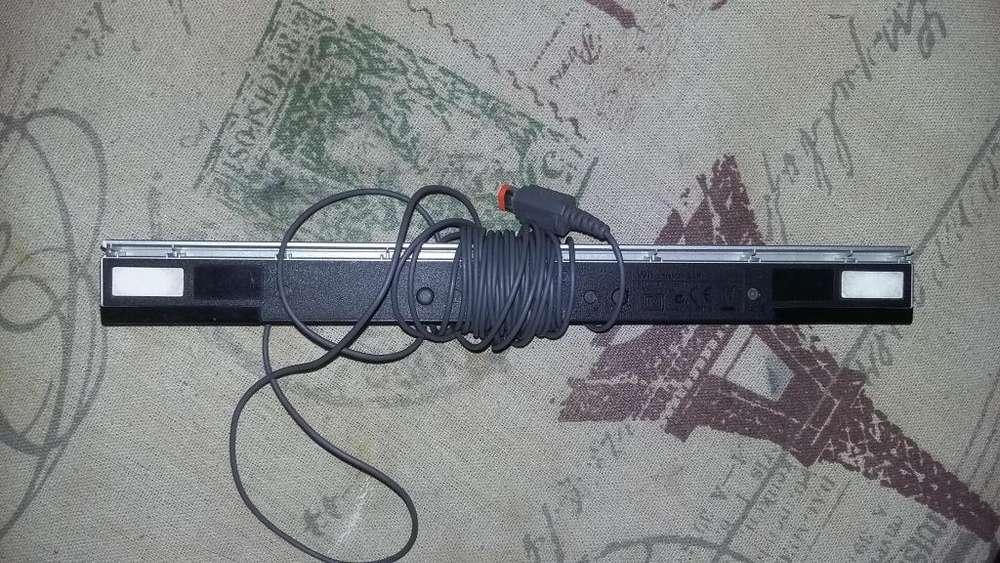 Sensor barra original antena de nintendo wii o wii u
