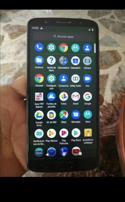 Se Vende Motorola 6 Plus