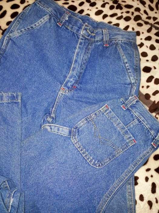 Jeans Cargo Niño