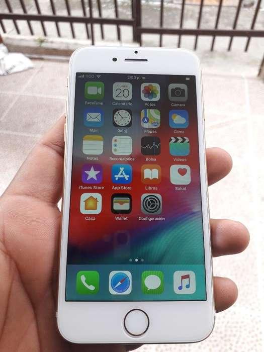 Vendo iPhone 7 Dorado