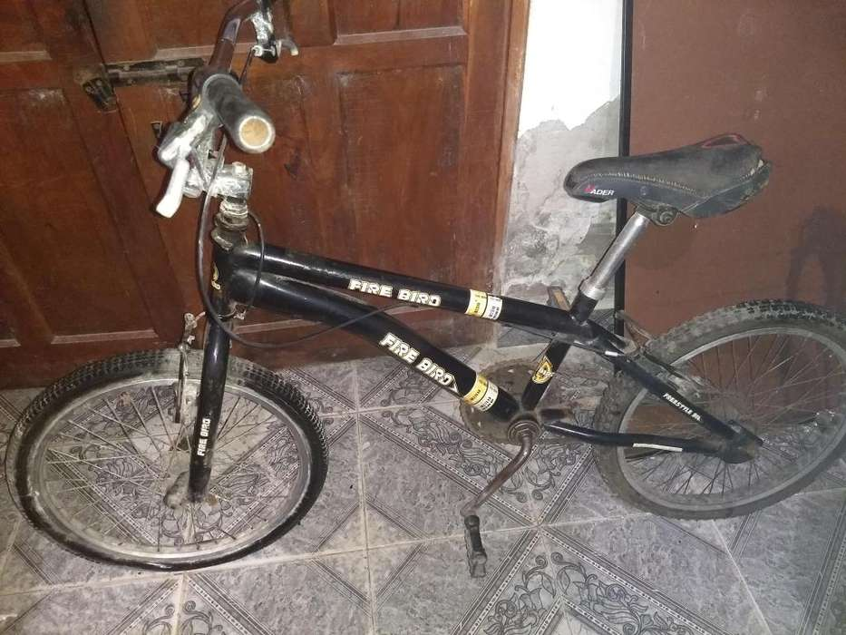 vendo bici fire bird bmx
