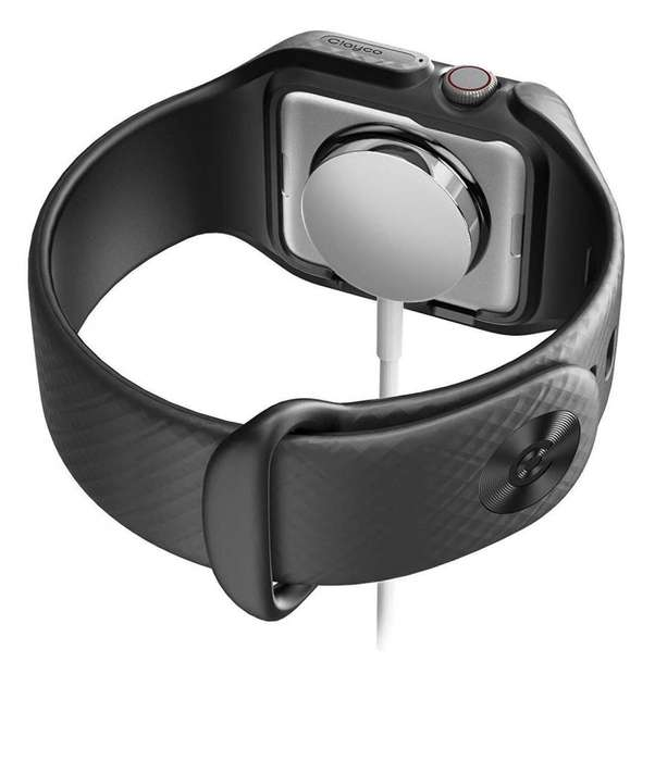 Funda Protectora Para Apple Watch Case Series 4 44mm 40mm, Tienda centro comercial