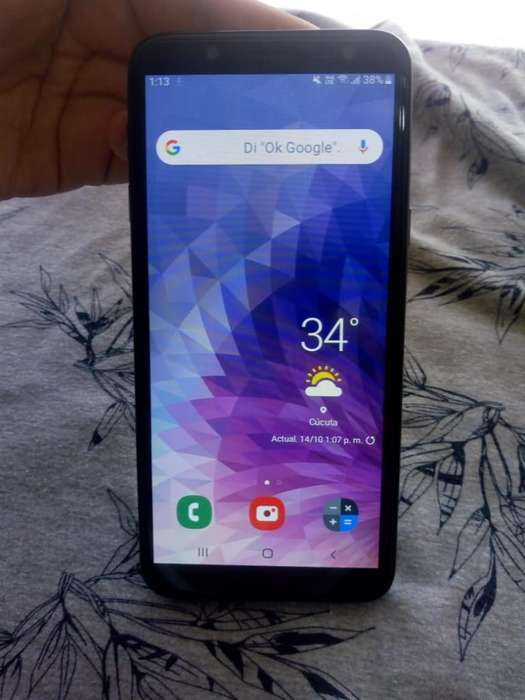 Samsung J6 de 32 Gb