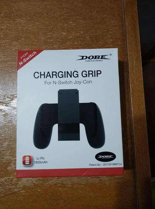 Charging grip Nintendo Switch