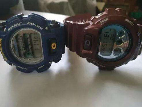 Reloj <strong>casio</strong> G shock