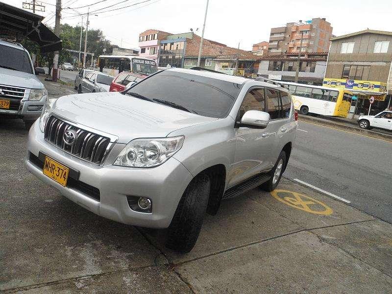 Toyota Prado 2012 - 125442 km