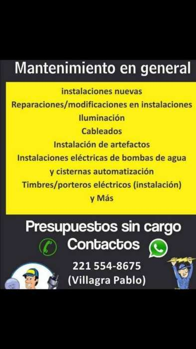 Electricistas Y Mas