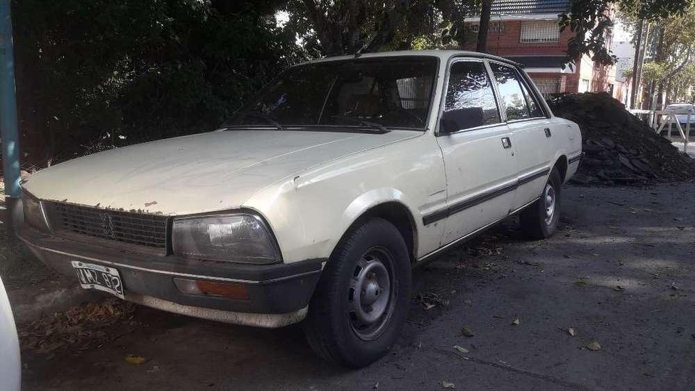 Peugeot 505 1982 - 180000 km