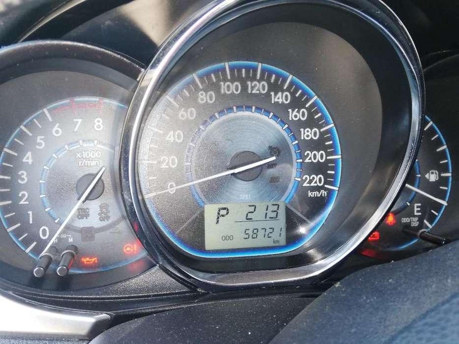 Toyota Yaris 2016 - 62000 km