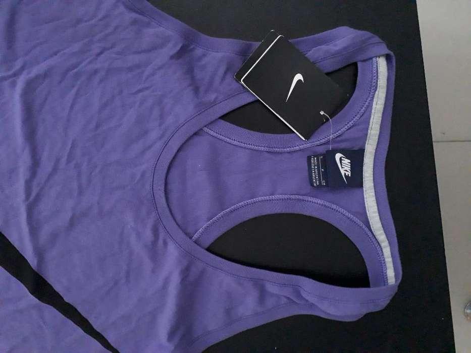 Musculosa Nike Mujer Original Talle S