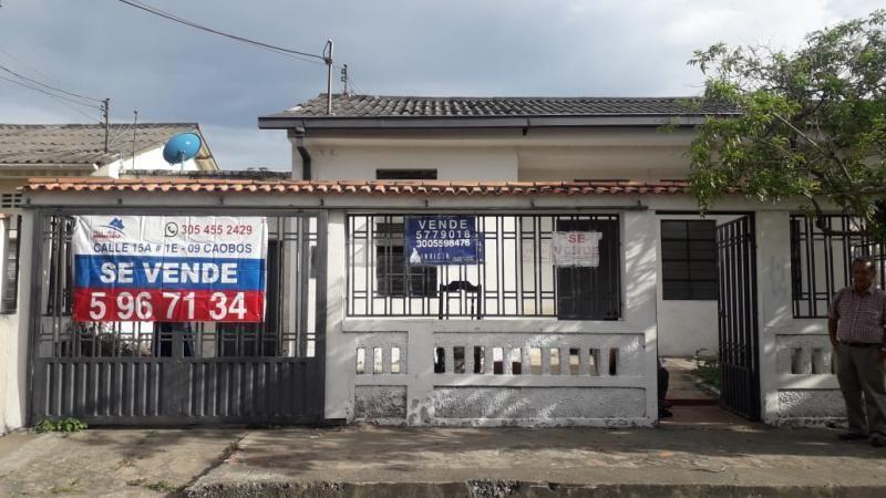 Casa En Venta En Cúcuta Colsag Cod. VBVRA-335