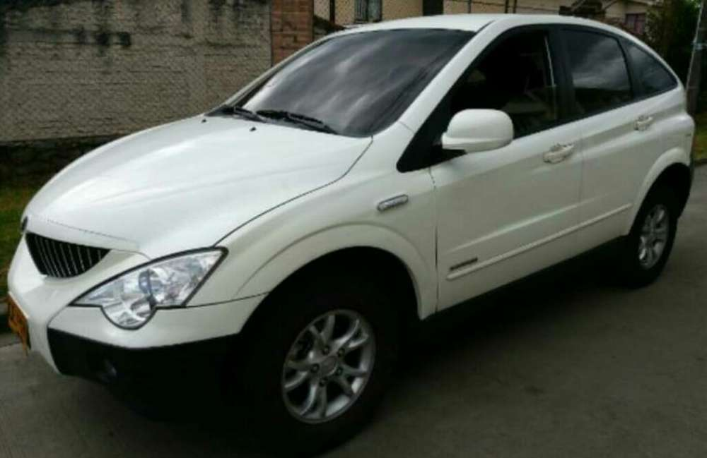 Ssangyong Actyon 2012 - 85000 km