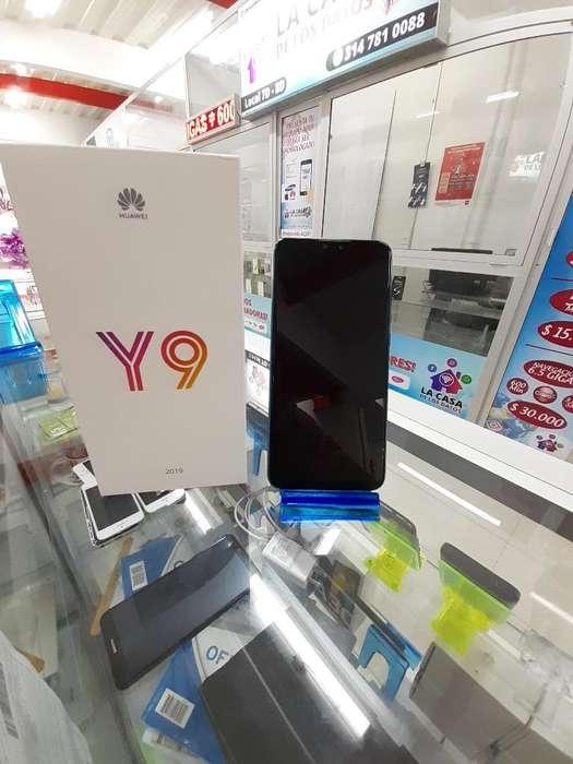 Vendo Huawei Y9 2019 Nuevo