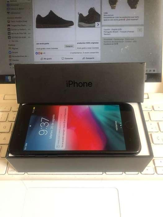 Ganga iPhone 7 128Gb Jet Perfect Factura