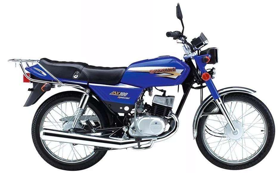 Suzuki Ax100 // 0km // Linea Nueva // Tomo Tu Moto // Financio