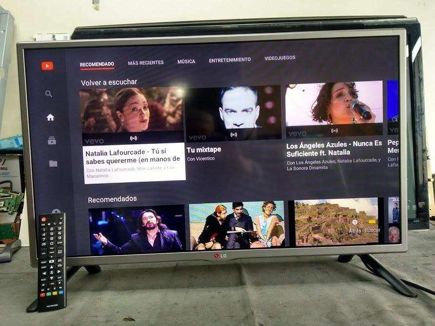 TV LG 32LB580 FULL COMO NUEVO SMART TV TDT 550.000