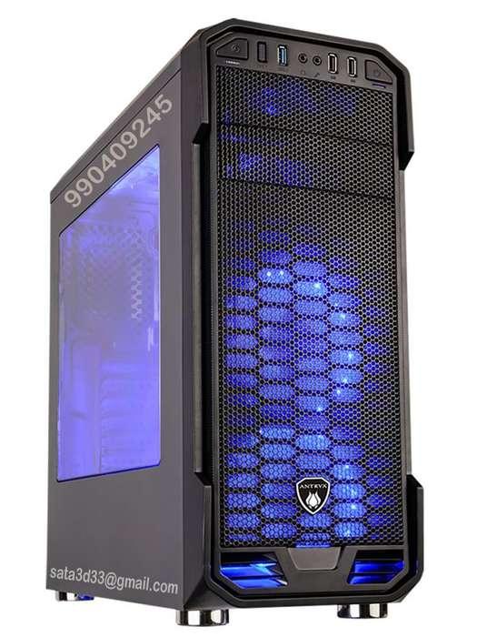 Pc Cpu Gamer I3 8100 8va Generación, DDR4 ,HD SSD,dota2 LoL