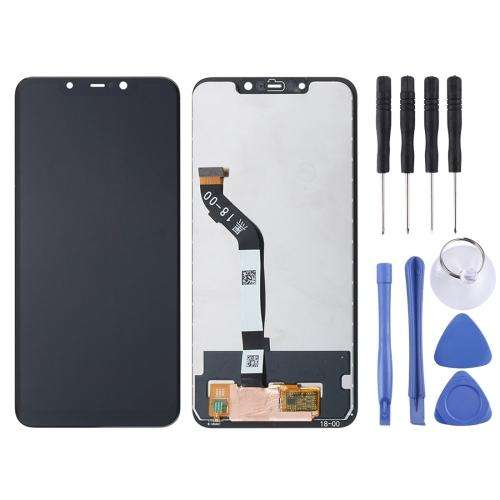 Para Xiaomi Poco Phone F1 Display Lcdtáctil Reemplazo Negro